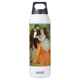 Alfred Sisley by Pierre Renoir 16 Oz Insulated SIGG Thermos Water Bottle