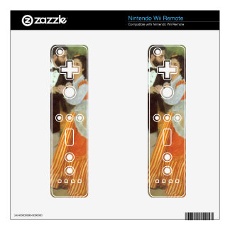 Alfred Sisley by Pierre Renoir Skins For Wii Remotes