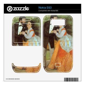 Alfred Sisley by Pierre Renoir Nokia E63 Skin