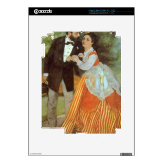 Alfred Sisley by Pierre Renoir Skin For The iPad 2
