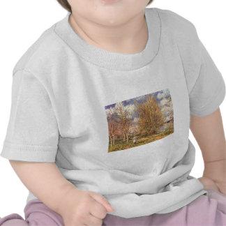 Alfred Sisley Die kleinen Wiesen im Frühling 1880 Shirt