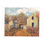 Alfred Sisley - Dorf von Voisins, aceite 1874 del Postales