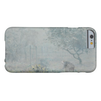Alfred Sisley - Fog, Voisins Barely There iPhone 6 Case