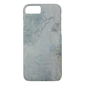 Alfred Sisley - Fog, Voisins iPhone 8/7 Case