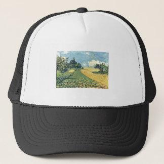 Alfred Sisley - Hügeln von Argenteuil 1873 oil Trucker Hat