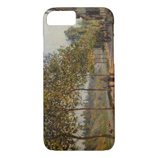 Alfred Sisley - June Morning in Saint-Mammès iPhone 8/7 Case