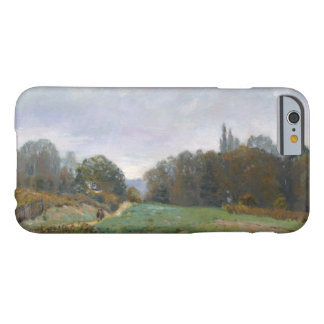 Alfred Sisley - Landscape at Louveciennes Barely There iPhone 6 Case