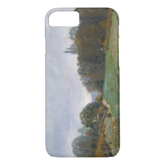 Alfred Sisley - Landscape at Louveciennes iPhone 8/7 Case