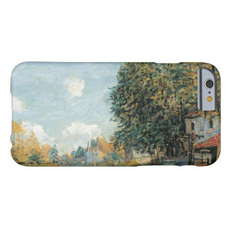 Alfred Sisley - Moret-The Banks of the River Loing Barely There iPhone 6 Case