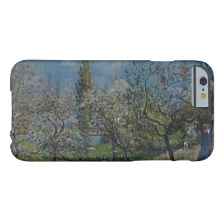 Alfred Sisley - Orchard in Spring, By Barely There iPhone 6 Case