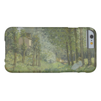 Alfred Sisley - Rest along the Stream Barely There iPhone 6 Case