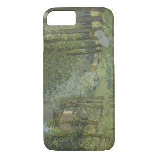 Alfred Sisley - Rest along the Stream iPhone 8/7 Case