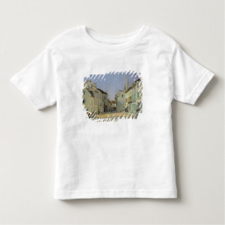 Alfred Sisley | Rue de la Chaussee at Argenteuil Toddler T-shirt