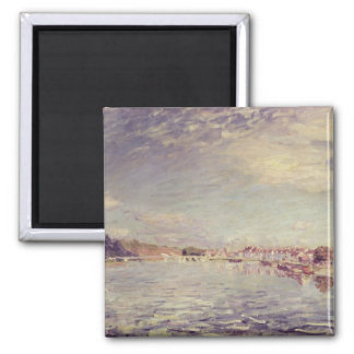 Alfred Sisley | Saint-Mammes Magnet