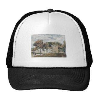 Alfred Sisley - Schwemme von Marly 1875 Trucker Hat