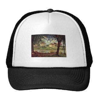 Alfred Sisley -  Seine bei Saint-Mammès 1884 Trucker Hat