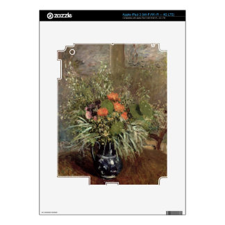 Alfred Sisley | Still Life of Wild Flowers Decals For iPad 3