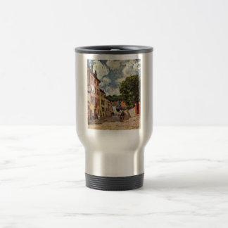 Alfred Sisley - Straße in Moret-Sur-Loing 1892 Mugs