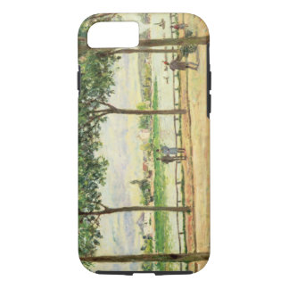 Alfred Sisley | Street of Spanish Chestnut Trees iPhone 8/7 Case