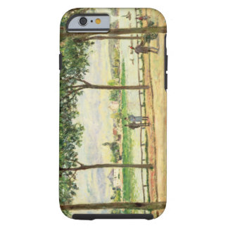 Alfred Sisley | Street of Spanish Chestnut Trees Tough iPhone 6 Case