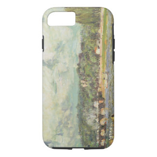 Alfred Sisley | The Bridge at Sevres iPhone 8/7 Case