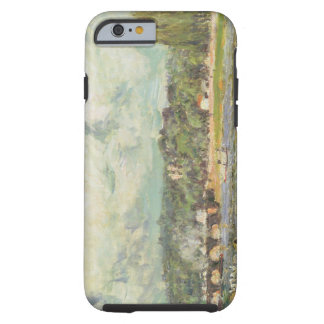 Alfred Sisley | The Bridge at Sevres Tough iPhone 6 Case