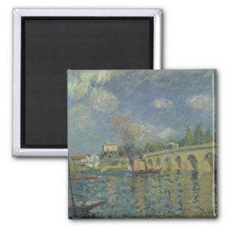 Alfred Sisley | The Bridge Magnet