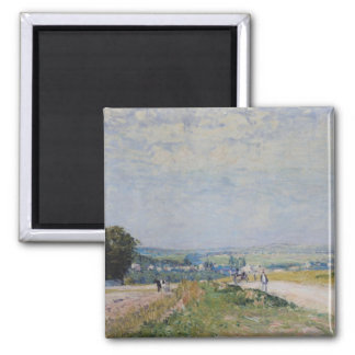 Alfred Sisley | The Road to Montbuisson Magnet