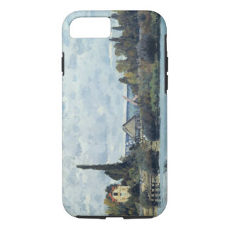 Alfred Sisley | The Seine at Bougival iPhone 8/7 Case