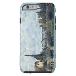 Alfred Sisley | The Seine at Bougival Tough iPhone 6 Case