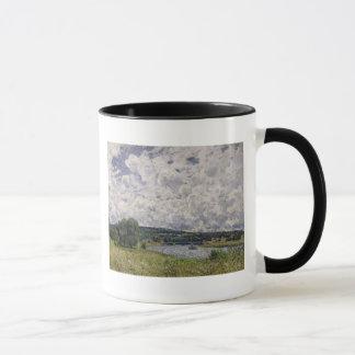 Alfred Sisley | The Seine at Suresnes Mug