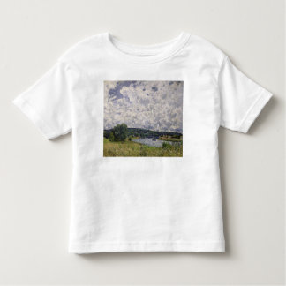 Alfred Sisley | The Seine at Suresnes Toddler T-shirt