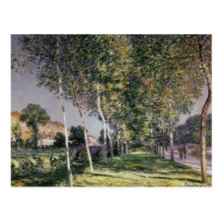 Alfred Sisley | The Walk Postcard
