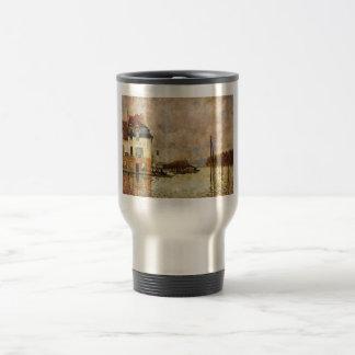 Alfred Sisley - Überschwemmung von Port-Marly 1876 Coffee Mug