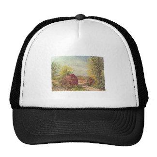 Alfred Sisley - Veneux-Nadon im Frühling 1885 Trucker Hat