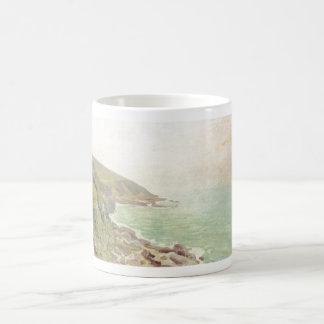 Alfred Sisley - Waliser Küste im Nebel 1887 - acei Taza Básica Blanca
