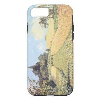 Alfred Sisley | Wheat Field iPhone 8/7 Case