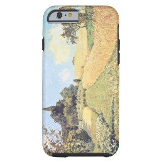 Alfred Sisley | Wheat Field Tough iPhone 6 Case