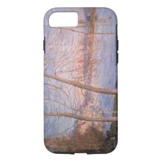 Alfred Sisley | Winter Morning iPhone 8/7 Case