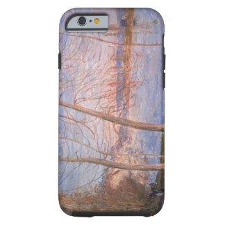 Alfred Sisley | Winter Morning Tough iPhone 6 Case