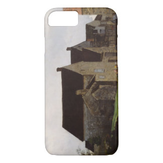 Alfred Sisley - Women Going to the Woods iPhone 8/7 Case