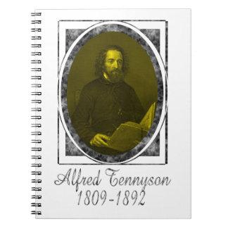 Alfred Tennyson Libretas