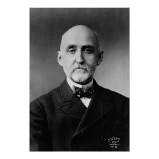 Alfred Thayer Mahan Poster