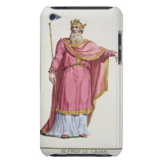 Alfred the Great (849-99) from 'Receuil des Estamp iPod Touch Cover
