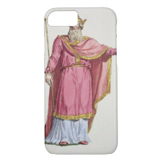 Alfred the Great (849-99) from 'Receuil des Estamp iPhone 8/7 Case