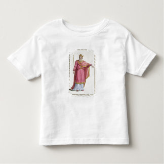 Alfred the Great (849-99) from 'Receuil des Estamp Toddler T-shirt
