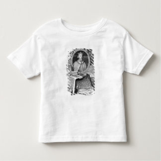 Alfred the Great (849-99) King of Wessex, engraved Toddler T-shirt