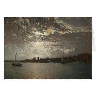 Alfred Wahlberg - Moonlight Mood, The Stockholm Card