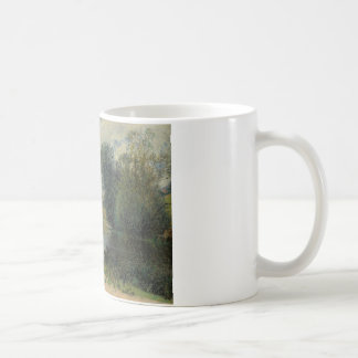 Alfred Wahlberg - Sommarlandskap Coffee Mug