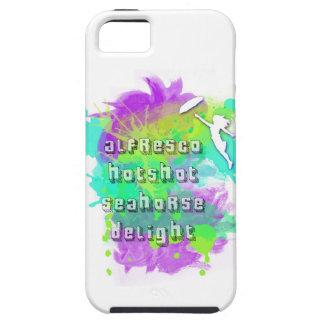 Alfresco Hotshot Seahorse Delight iPhone 5 Covers